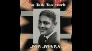 Joe Jones You Talk Too Much Alternate Stereo Synch Mix