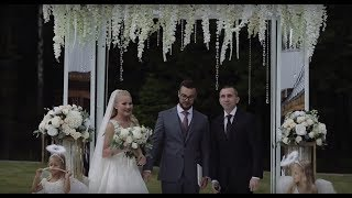 Свадьба в отраде. Утро невесты в роял студия