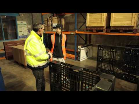 Forklift Truck (FLT) Counterbalance Test at FTW Training Liverpool