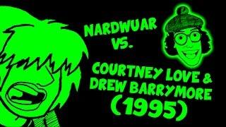 Nardwuar vs. Courtney Love & Drew Barrymore (1995)