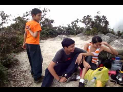 Excursión al Pico Naiguatá 2011 1/3