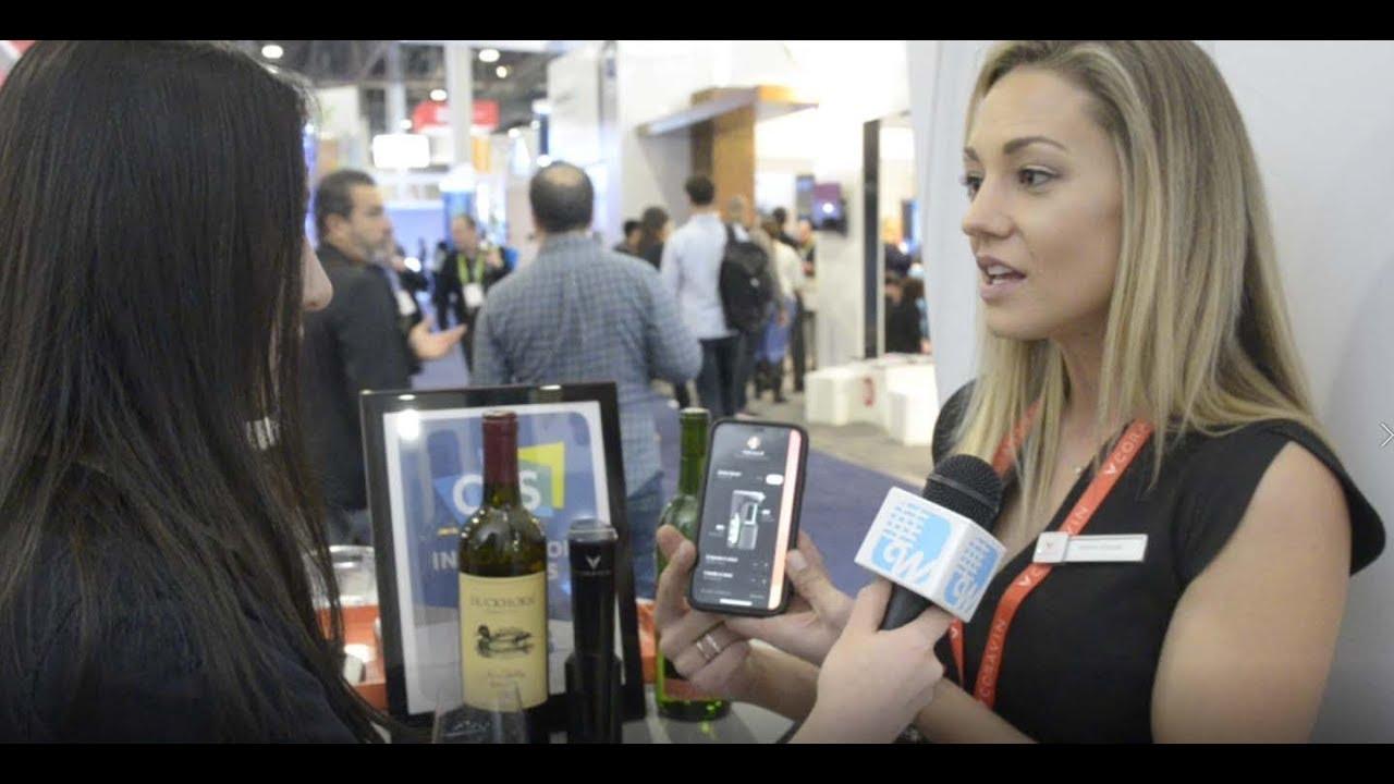 不拔木塞也能倒出葡萄酒?Coravin公司推出黑科技開瓶器!(《消費流行線》第49期) - YouTube