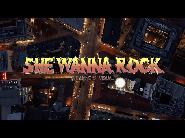 B.U x Vitto Da Mobbie x SP2020 - She Wanna Rock
