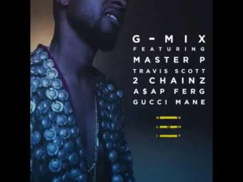 Usher - No Limit (G-Mix) Feat. Master P, Travis Scott, 2 Chainz, Gucci Mane & A$AP Ferg