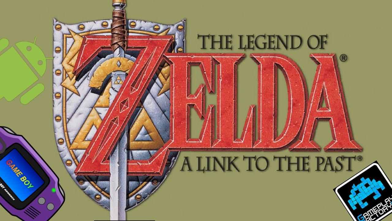 Game boy color legend of zelda - The Legend Of Zelda A Link To The Past Gba On Android Myboy Game Boy Advance Emulator Youtube