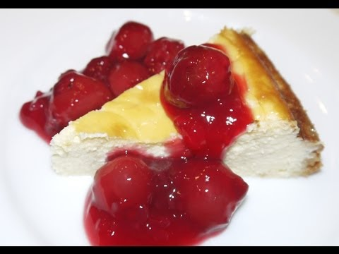 rezept f r ein new york cheesecake torten backen und dekorieren k sekuchen youtube. Black Bedroom Furniture Sets. Home Design Ideas
