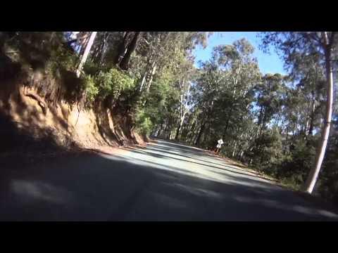 Mt Buller Road Descent Summer 2013