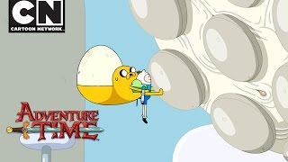 Adventure Time | Egg In Me | Cartoon Network