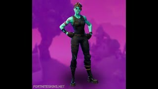 Compte libre Fortnite Ghoul Trooper [ USERNAME AND PASSWORD IN DESCRIPTION ]