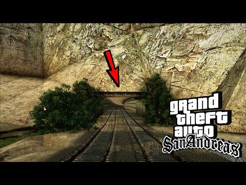 GTA San Andreas : ทางรถไฟสายมรณะ