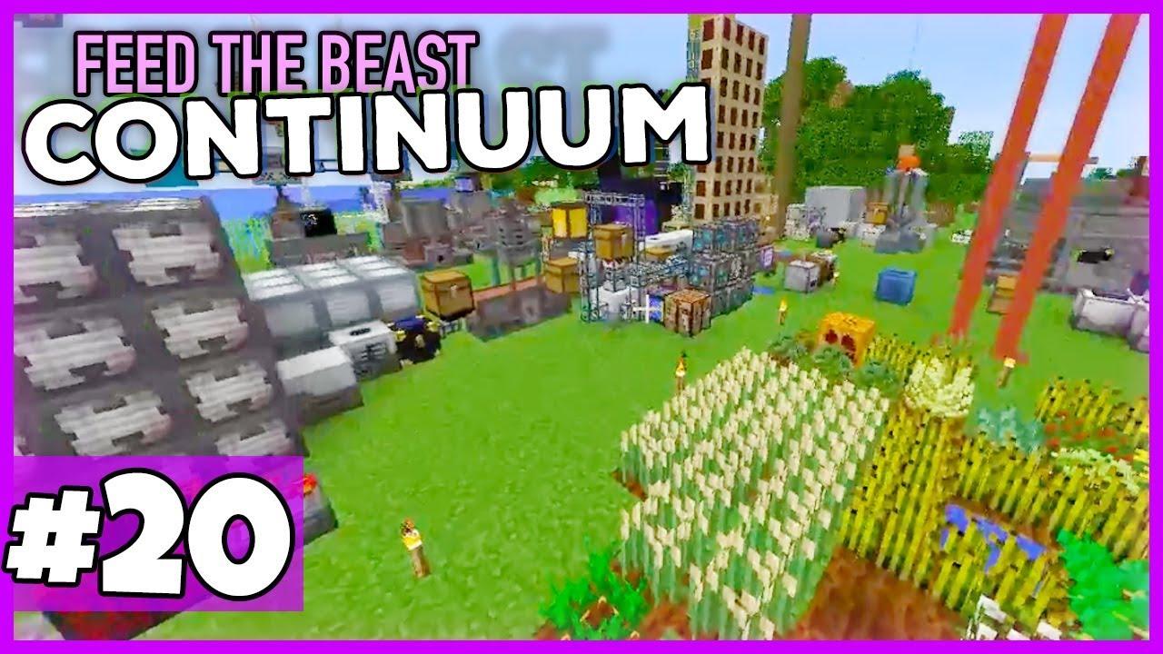 finale! (+ welt-download) - minecraft 1.12 ftb continuum (expert