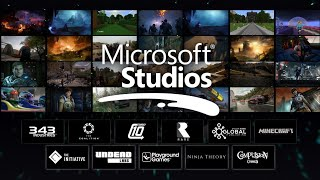 The Truth About the 5 new Microsoft Studios