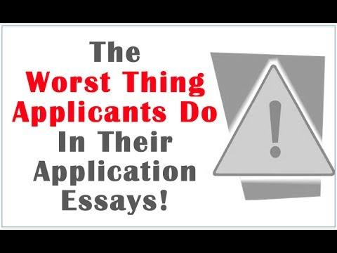 Видео Personal statement essay ucla