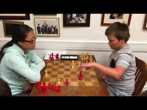 USCS 40 Blitz Tournament: Round 1