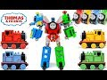 RED GREEN BLUE YELLOW COLOR Thomas Friends OneTouch Bumper Train Robot SuperThomas Triple Combine mp3