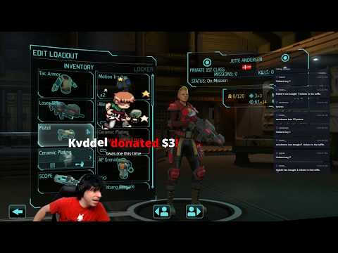 [RP LIVE] XCOM: Long War | Then Came Chryssalids - And Many Did Poo Themselves