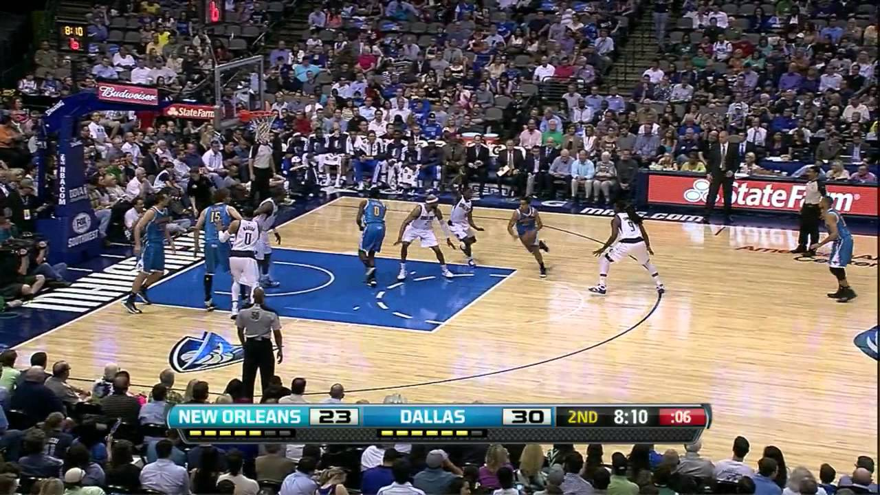 Al   Farouq Aminu Full Highlights vs mavs 17 4 13   16 Pts & career high 20 Reb