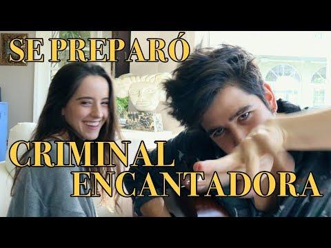 CANTANDO REGGAETÓN - Camilo y Evaluna (COVER)