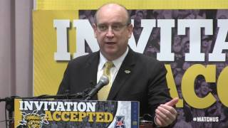 Wichita State Joins the American Athletic Conference (April 7, 2017)