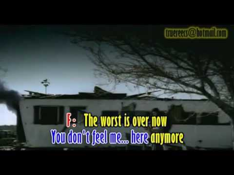 Broken  Seether ft Amy Lee karaoke without vocal