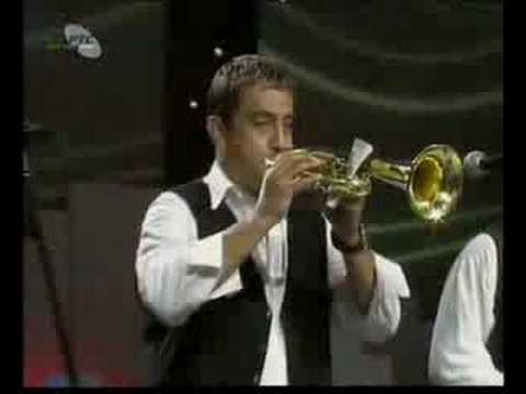 Goran Bregovic Guca 2007 Ringe ringe raja | FunnyDog.TV