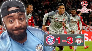 Bayern Munich 1-3 Liverpool | Mané Is Simply On Fire! | UCL Round Of 16