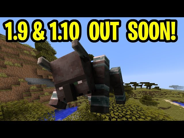 Minecraft 1.9 & 1.10 Update Dropping Soon! Cert Testing & Release Date?