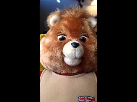 Teddy Ruxpin for sale on eBay