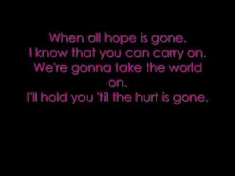 ♫♪ Never Gonna Be Alone - Nickelback [lyrics]