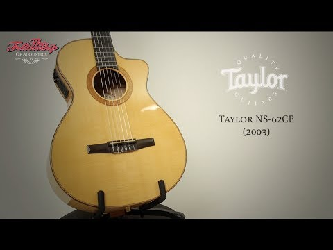 TFOA review - Taylor NS-62CE