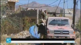 معارك عنيفة في تعز في مسعى القوات الحكومية للسيطرة على القصر الرئاسي