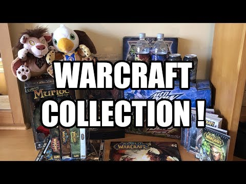 World Of Warcraft Collection | Vanilla WoW To Mists Of Pandaria