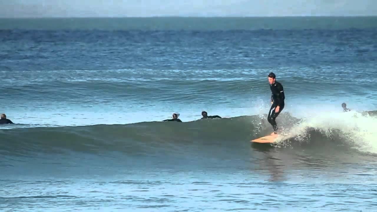 Trip Surf Longboard En Tasmanie Avec Jack Linch Youtube
