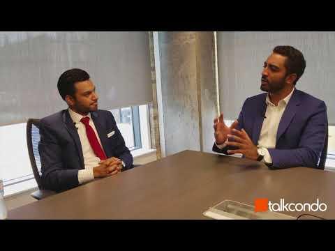 Zen King West Condos: TalkCondo Interview Shamez Virani (Full Interview)