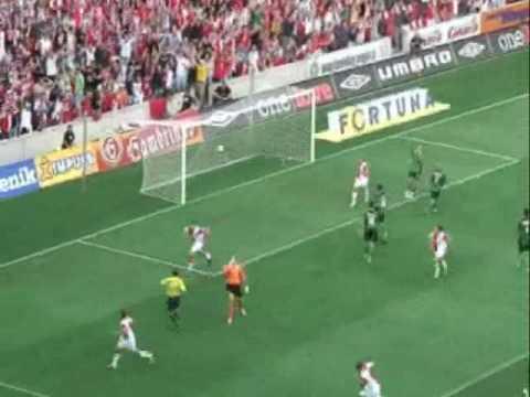 SK Slavia Praha Goals 2008/2009 (první část - part1)