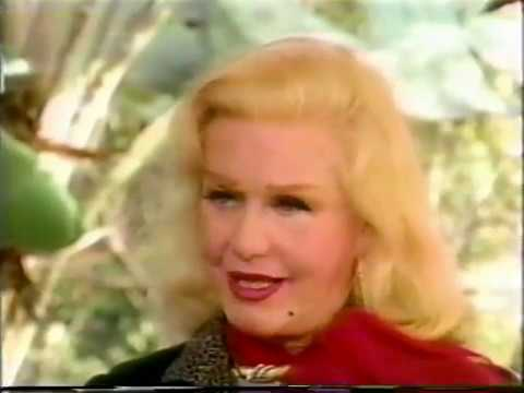 Ginger Rogers, Pat Mitchell--1981 TV Interview