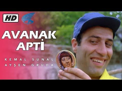 Avanak Apti - HD Türk Filmi (Kemal Sunal)