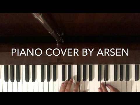 Hayko - Anytime You Need ( Piano Cover By Arsen)