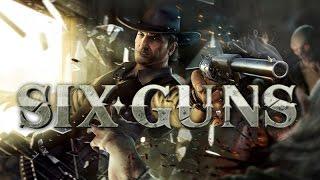 Six Guns PC GamePlay with NiTROALLIANCE