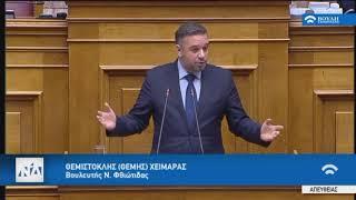 Ομιλία Θέμη Χειμάρα για το  Φορολογικό Νομοσχέδιο.