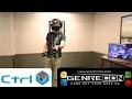 GenreCon 2017  Virtual Reality in a hotel room   Ctrl V