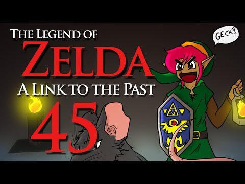 Zelda: A Link to the Past - Back In Time - Part 45