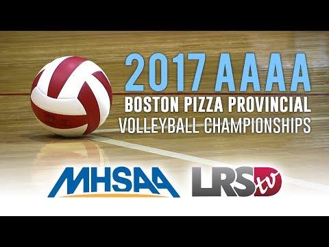 2017 AAAA Boston Pizza Varsity Provincial Championships