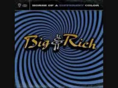 big and rich live this life