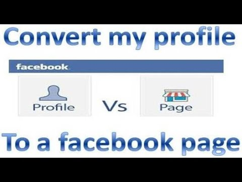 Convert my personal account to a Facebook Page and increase facebook page likes in 1 day upto 3000