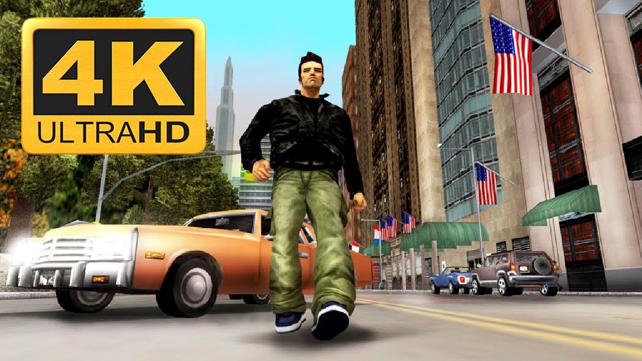 old pc games like gta