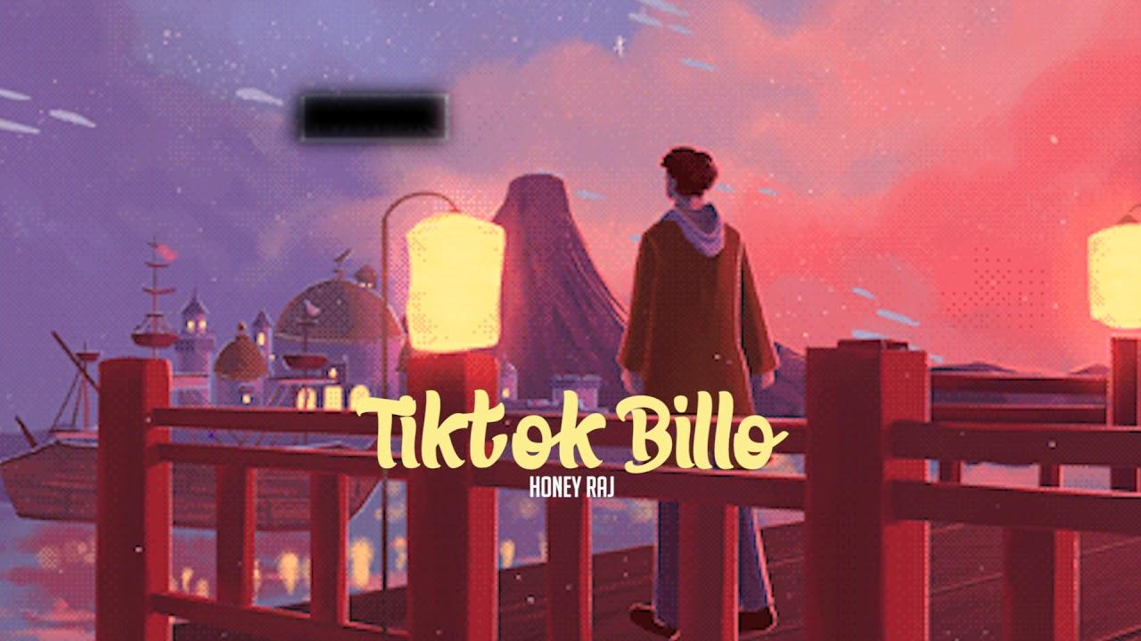 TikTok Billo - Honey Raaj | Official Music Video | Umair awan | Lyrics Video | Sangeet.Pk