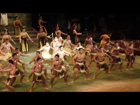 The HAKA Polynesian Culture Center 2010