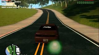 как сделать машину на бешеную скорость в МТА