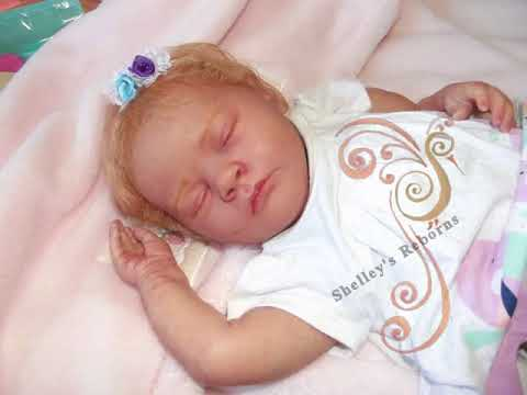 Elizabeth 2 reborn baby Shelley's Reborns
